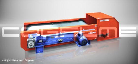 Custom Eddy current separator by your needs
