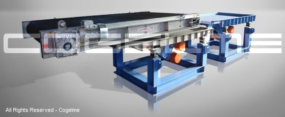 Special Overbelt Magnetic Separators Overband